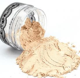 散粉怎么用 粉扑刷子打造抛光底妆