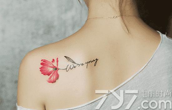 英文短句纹身图片,英文短句纹身推荐,英文纹身图案图片