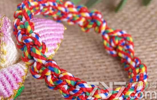 端午节为什么要带五彩绳 端午节五彩绳的寓意和戴法