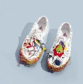Vans与Marc Jacobs创造无边际的艺术运动鞋