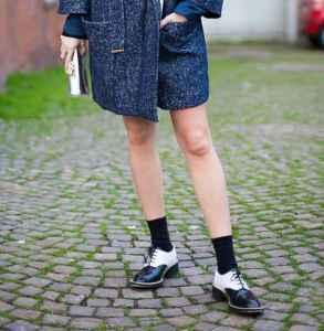 牛津鞋女 讓中性女人愛不釋手的穿搭