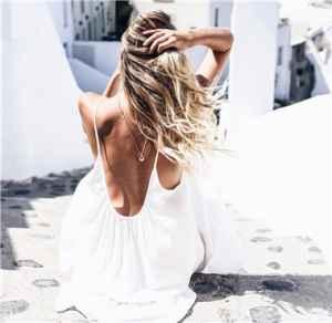 吊帶裙怎么搭配? 夏日穿出十足少女力!