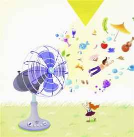 热伤风可以吹空调吗 不要直吹空调风