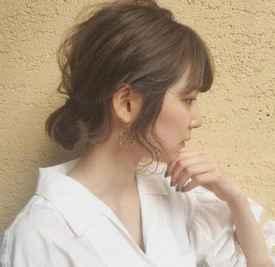 夏季女生发型图片 赶紧来挑一款过夏吧