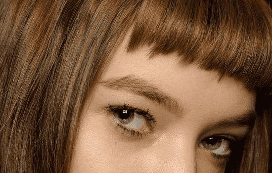圆脸适合什么眉形,圆脸适合什么眉毛,圆脸适合什么眉型