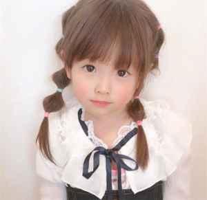 2019女宝宝流行什么发型 萌呆又甜美可爱