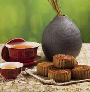 吃月饼喝什么茶 不同月饼宜搭配不同茶饮