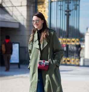 军绿色风衣里面穿什么 6种方式秋冬穿出高逼格