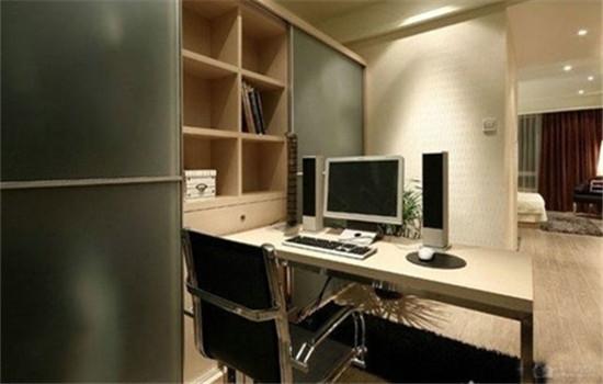 4平米书房装修效果图 几平米书房该怎么装修