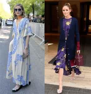 时尚名媛Olivia Palermo不落地走完时装周 新造型你喜欢哪个?