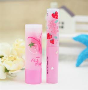 小草莓變色唇膏安全嗎 這樣使用mistine變色唇膏更安心
