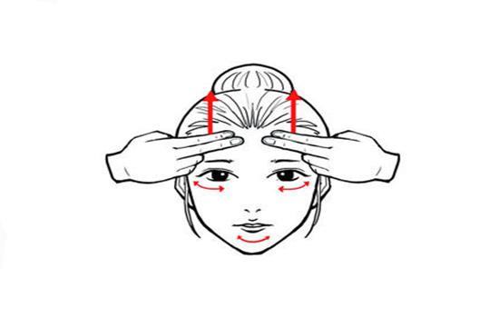 面部精油按摩手法 最详细的面部精油按摩手法