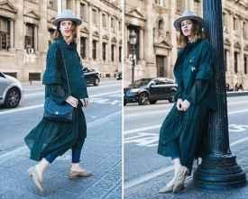 Saray Martin:平价衣服也能穿出复古高级感