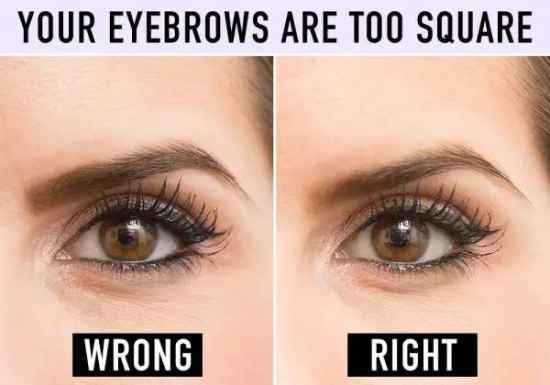 画眉毛的技巧图解 如何快速画好完美的眉妆