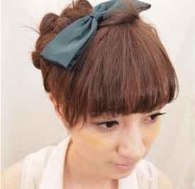 自己编头发的方法 轻松为你打造气质编发