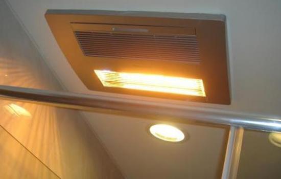 暖风机led灯如何拆开