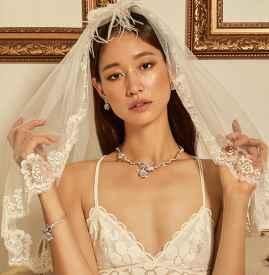 韩版《Elle》为你推荐8款难忘的 Bride Underwear