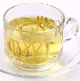 冬天咳嗽能喝金银花吗 结合实际情况看有没有效果