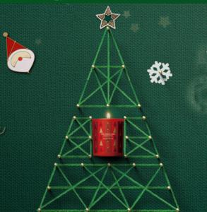 悅詩風吟圣誕套裝有哪些 滿滿的圣誕氣息