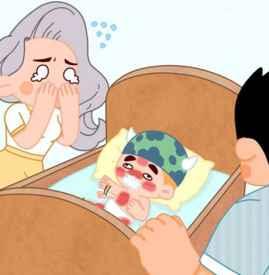 高烧抽搐急救措施 这些急救知识父母必须了解