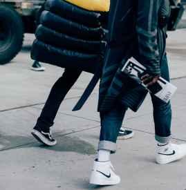 """男士九分裤配什么鞋子 冬天也能很""""有型"""""""