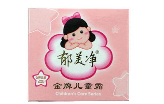 郁美净和孩儿面哪个好 小蘑菇和小粉盖都有香精