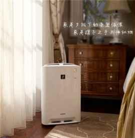 夏普空气净化器显示e2 说明加湿滤网有问题