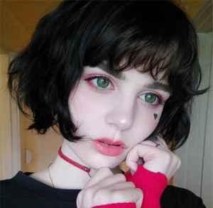 桃花妆眼影怎么画 可爱撩人的桃花眼