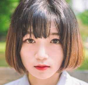 圆脸短发有哪些 修颜瘦脸更显可爱范
