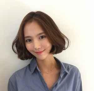 短卷发发型有哪些 温婉小短发集合