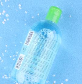 贝德玛蓝水是什么味道 无色无色低刺激