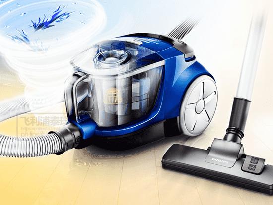 飞利浦吸尘器如何清洗