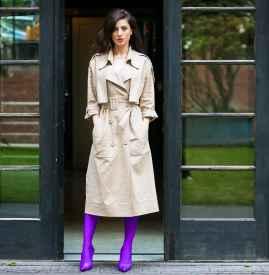 风衣和大衣的区别 将风度与温度共存