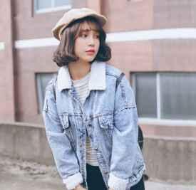 2018韩国短发发型图片 甜美系短发真是让人不得不爱