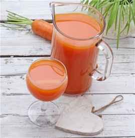 胡萝卜汁可以做面膜吗 胡萝卜汁的美容功效