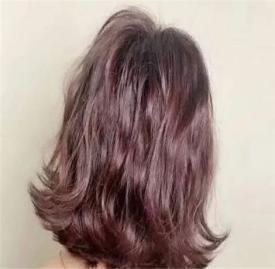 只烫发尾的发型图片 几款好看只烫发尾发型推荐