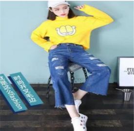 2018春季流行女裤 学这5种裤子搭配时髦度飙升