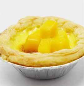芒果蛋挞的做法 零失败自制芒果蛋挞