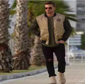 男士飞行夹克怎么搭配 飞行夹克个性搭配方案