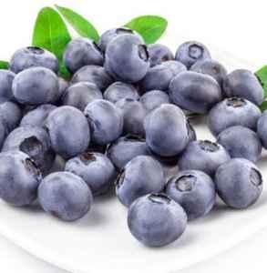 蓝莓不能和什么一起吃 三类食物忌与蓝莓同食