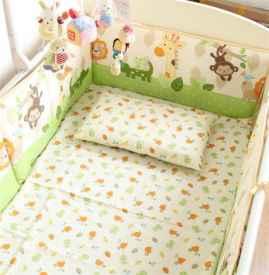 婴儿床单多久换一次 不经常换对宝宝健康有影响