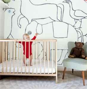 婴儿床床垫什么材质好 哪种床垫对宝宝健康更有利