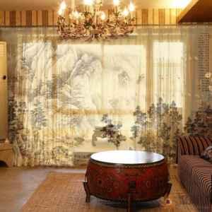 中式窗帘颜色搭配 给你这些有用建议