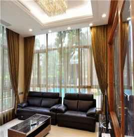 客厅窗帘怎么选 选择窗帘要注意什么