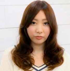 菱形脸适合什么发型女 长卷发与短发更美