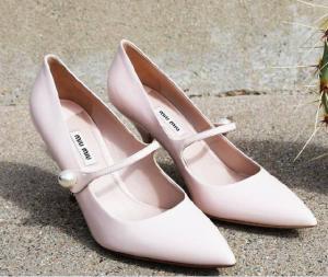 miumiu新款鞋 2018春夏新款都在这