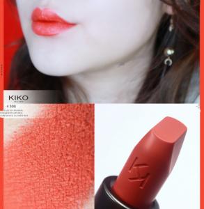kiko3系口红色号有哪些 这些你千万不能错过
