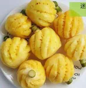 泰国小菠萝为啥那么甜 泰国菠萝小品种才是其亮点