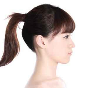 十种经典的扎发款式 包你爱上扎头发