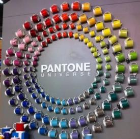 Pantone历年流行色 2000年-2015年流行色回顾